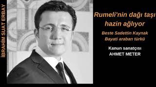 """Rumeli""""nin dağı taşı hazin ağlıyor-İbrahim Suat Erbay"""