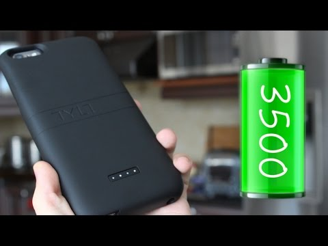 Best iPhone 6 / 6 Plus Battery Case! (Tylt ENERGI)