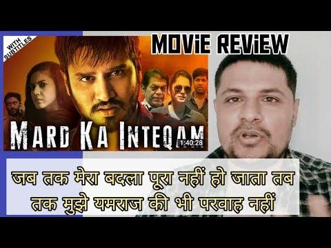 Mard ka inteqam ( keshava)ll Hindi dubbed movie REVIEW ll Nikhil siddharth isha koppikar ll akhilogy