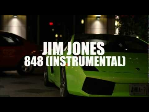 848 Official Instrumental - Jim Jones (W/ LINK)