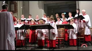 Nunc Dimittis in A van C.V. Stanford - Kampen Boys Choir