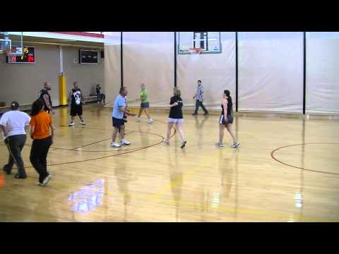 Strother High School Alumni Basketball Game 2012, Part 2