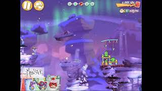 Angry Birds 2 Level 607 3 Star Walkthrough Gameplay