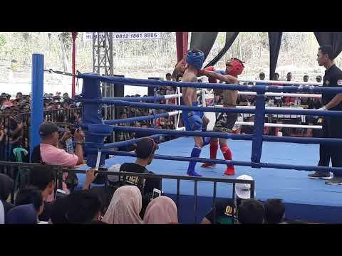 Adonara Fighting Championship (AFC) M. Rizki Nur Ikhwan VS  M. Avianto