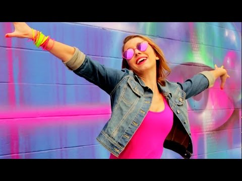 Girls Just Wanna Have Fun - Cyndi Lauper // Taryn Southern 80's Music Video Cover Flashback Friday