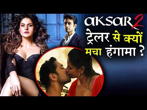 Aksar 2 Trailer Broke the Internet with Sensation