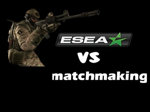 matchmaking vs esea