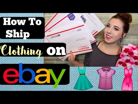 How To Ship Clothing & Not Lose Money $