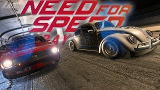 Herbie gibt Gas! -  NEED FOR SPEED PAYBACK Part 75 | Lets Play NFS Payback