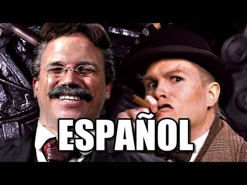 ERB Español - Theodore Roosevelt vs Winston Churchill [Season 5] (Subtitulos Español)