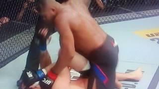 Скандал в прямом эфире на МАТЧ ТВ. Боец UFC Андрей Орловский покинул студию во время прямого эфира.