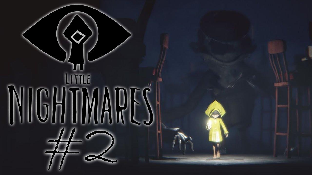 Fuga da le fauci little nightmares 2 horror ps4 - Fuga impermeabile ...