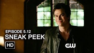 The Vampire Diaries 5x12 Webclip #1 - The Devil Inside [HD]