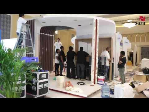 Orpic Exhibition Stand building - Dubai