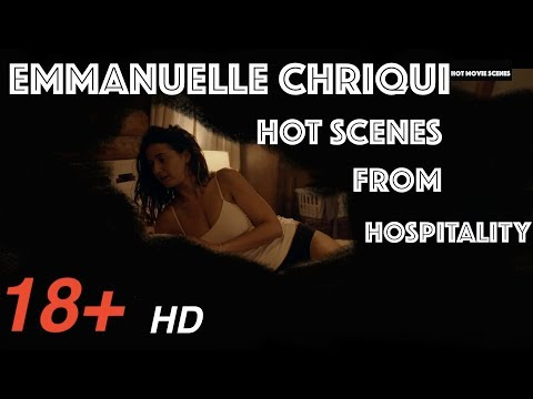 Emmanuelle Chriqui HOT Scenes from Hospitalty 2018