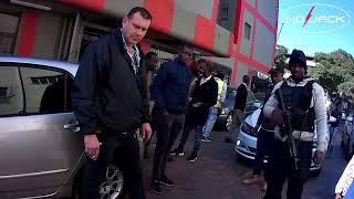 NOJACK TRACKS STOLEN REFUSE BIN & APPREHENDS THE THIEF - South Africa thumbnail