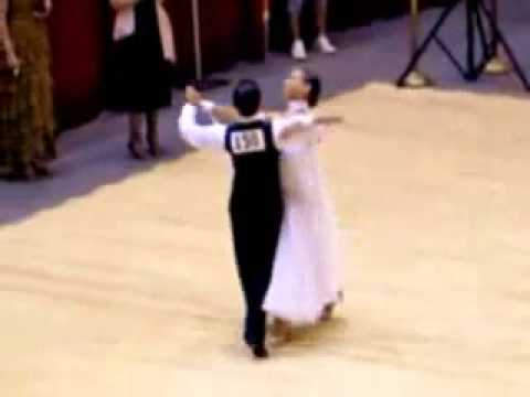 Khiêu vũ quốc tế   điệu Waltz Eugene & Solomeah Panorama