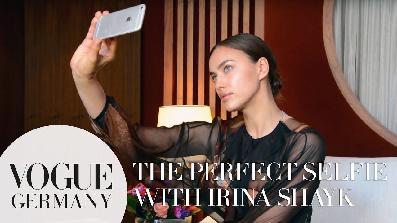Irina shayk selfie understand this