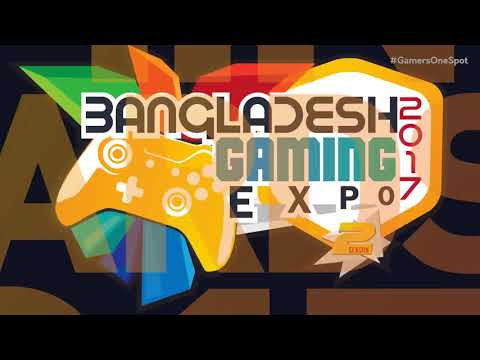 Bangladesh Gaming Expo 2017