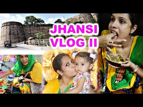 Jhansi Day 2 - Meet Family, Sight Seeing, Food | A Day In My Life | ShrutiArjunAnand