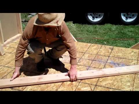 Free Shed Plan / Instructions Right NOW No Gimics No Advanced Math Gambrel Roof
