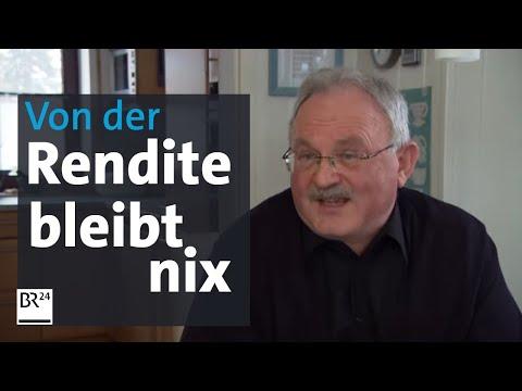 Rentner Doppelt Abkassiert - Horrende Krankenkassenbeiträge Auf Betriebsrenten | Abendschau | BR24
