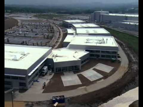 VW Chattanooga Assembly Plant - YouTube