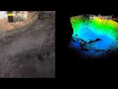 Phoenix Aerial AL3 16 UAV LiDAR Mapping System Overview