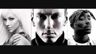 Christina Aguilera feat Eminem & 2Pac - Castle Walls