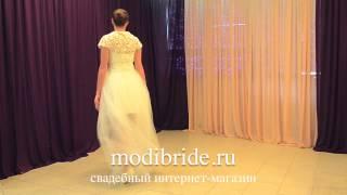 Платье Merri Линтана - www.modibride.ru Свадебный Интернет-магазин(, 2013-06-28T12:20:41.000Z)