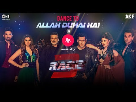 Allah Duhai Hai Contest on musical.ly App | Movie Race 3 | Salman Khan