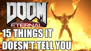 15 Beginners Tips And Tricks DOOM Eternal Doesn't Tell You