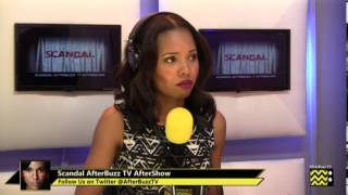 "Scandal After Show Season 3 Episode 3 ""Mrs. Smith Goes to Washington"" 