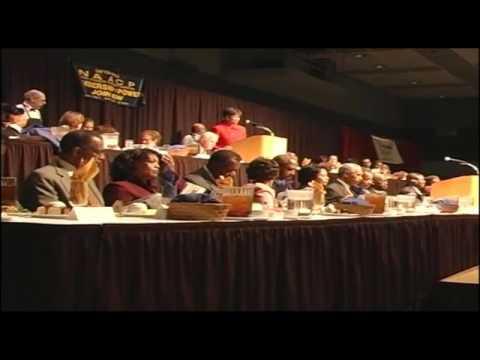 Dayton Unit NAACP 55th Annual Freedom Fund Banquet   2006
