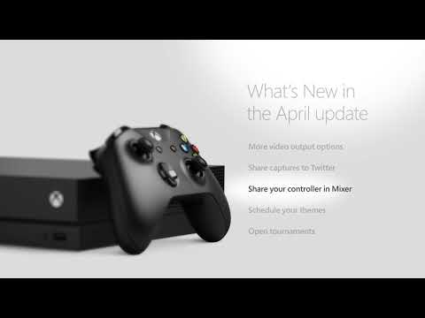 What's new in the April update