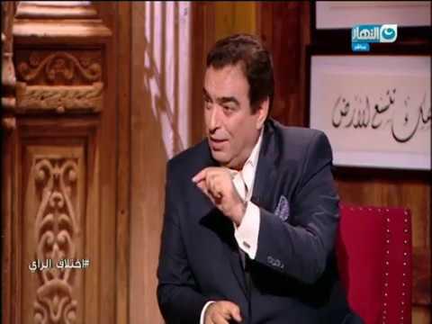 جورج قرداحى لـمحمود سعد:غيابك عن الشاشة كان خسارة وانت قيمة مضافة لكل الاعلام العربى