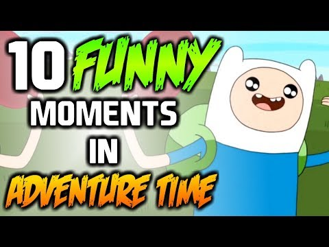 ADVENTURE TIME FUNNY MOMENTS 3 - Adventure Time