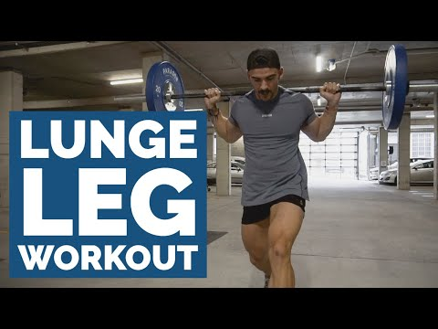 My TOP 3 Lunge Variations | Nick Cheadle