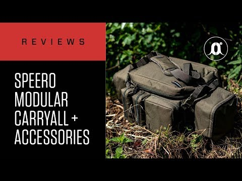 CARPologyTV | Speero Tackle Modular Carryall Review | Packing To The Next Level