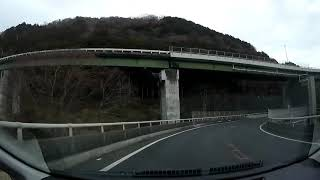 【車載】河津七滝ループ橋下り