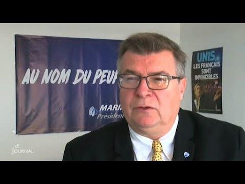 Législatives/Mandats: Interview de Jean-Patrick Fillet (FN)