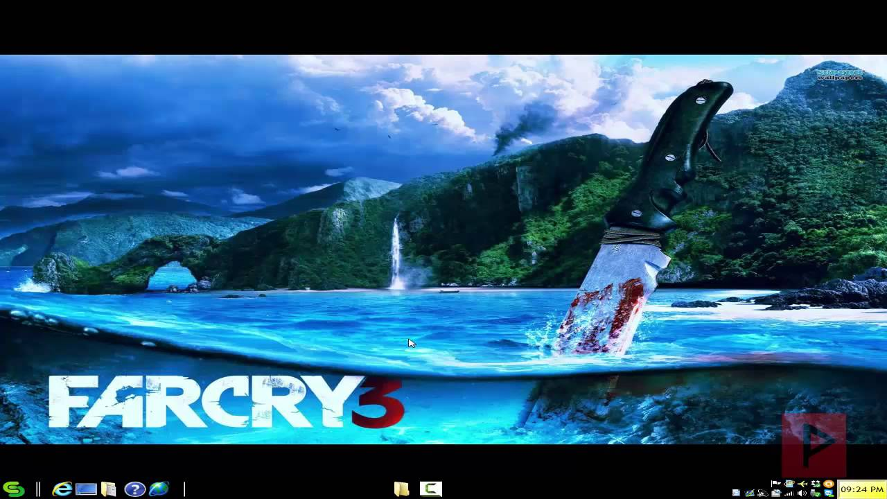 [How To] Play Far Cry 3 (PC) With PC or PS2 USB Controller Tutorial