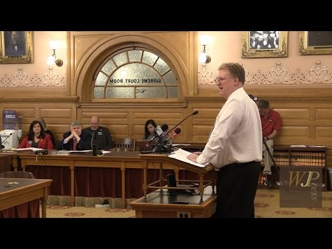 Kansas K-12 Funding Bill Testimony - House Committee Hearing on HB 2410 Day 1