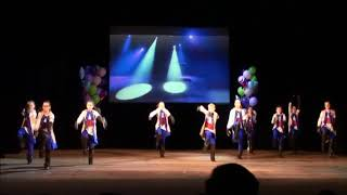 26 мая 2018г. VG - 12 группа. ЗАКОЛЬЦОВАНО. Школа танца Виктории Гофман. № 10.