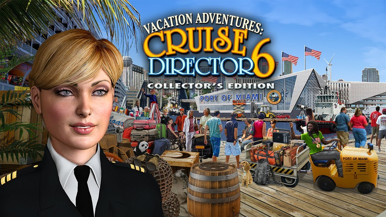 Vacation Adventures: Cruise Director 6 Collector's Edition ...