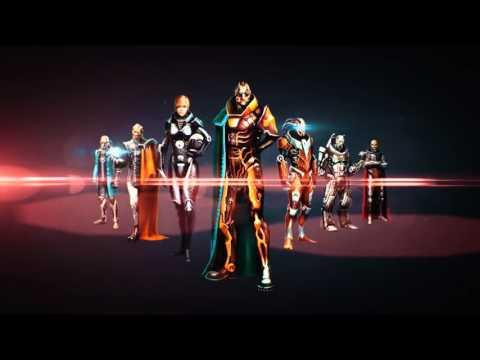 Astro Lords - Официальный трейлер