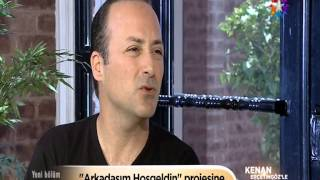 Tolga Çevik, Ezgi Mola'yı programa neden dahil etti? Video