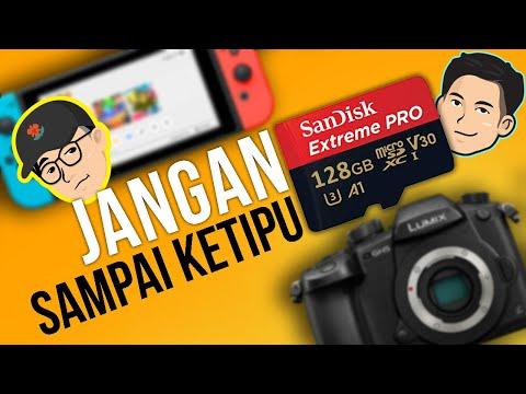 Mencari SD Card Gaming Terbaik - Biar Ga DiBODOHI Brand - Lazy Review - 동영상