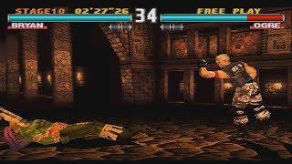 [TAS] Tekken 3 - Bryan Fury