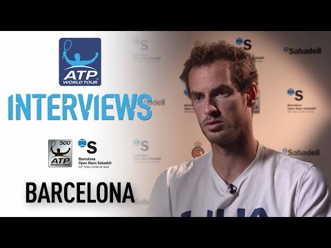 Interview: Murray Reflects On Start At Barcelona 2017